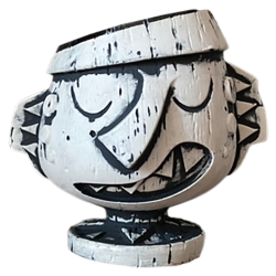 Front - Driftwood First Draft Mug - The Lost Idols Co. - Limited Edition