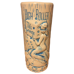 Front - House Mug - High Roller - Blue Edition