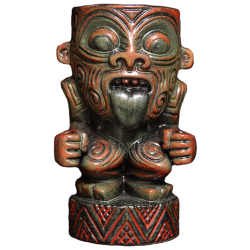 Front - Maori Warrior - Munktiki - Limited Edition