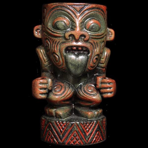 Front - Maori Warrior - Munktiki - Limited Edition