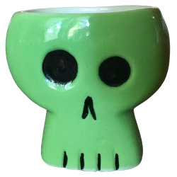 Front - Moatu Shot (Skull) - Tiki Farm - Limited Edition