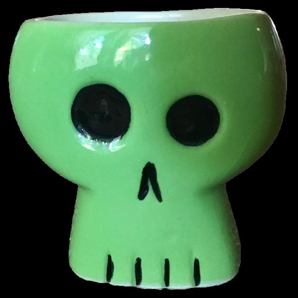 Front - Moatu Shot (Skull) - Tiki Farm - Limited Edition