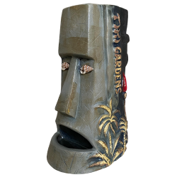 Front - Tiki Gardens Mug - Eekum Bookum - 2nd Edition