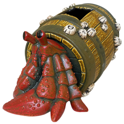 Side - Barrel Crab - Munktiki - Limited Edition