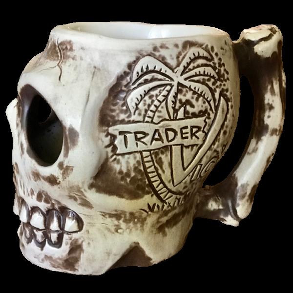Side - Diablo Po'O - Trader Vic's - 1st Edition