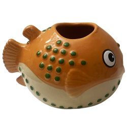 Side - Fugu - Munktiki - Orange Edition