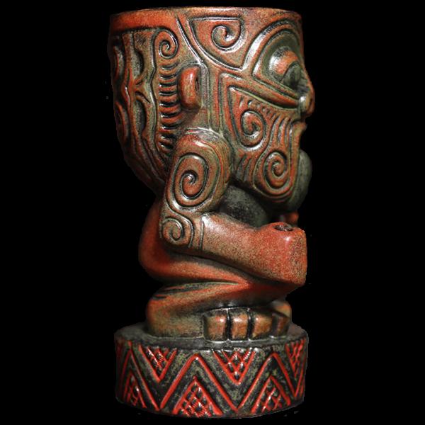 Side - Maori Warrior - Munktiki - Limited Edition