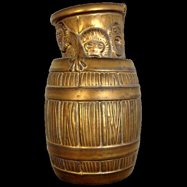 Side - Monkey Barrel - Munktiki - Day of Gold Edition