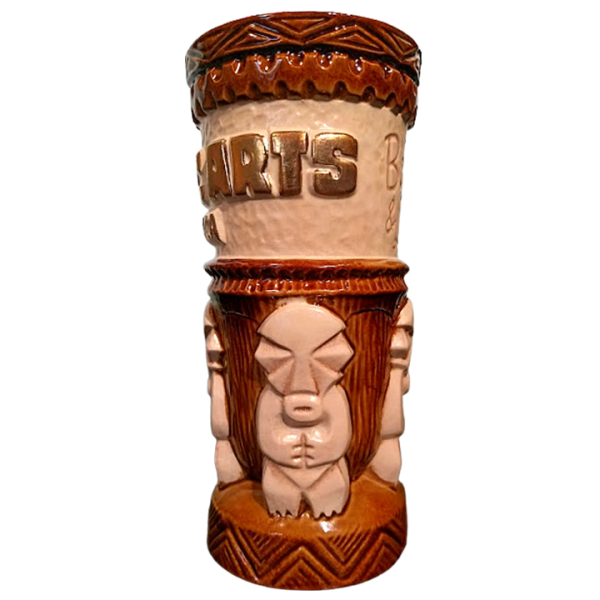 Side - Oceanic Arts - Tiki Farm - 50th Anniversary Edition