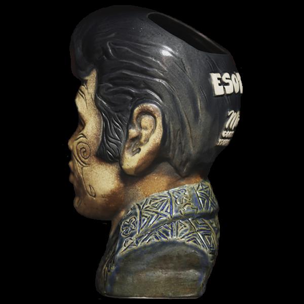 Side - The King Tā Moko (Elvis) - Esotico Miami - 3rd Edition