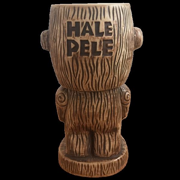 Back - Little Lave Person - Hale Pele - Coconut Brown Open Edition