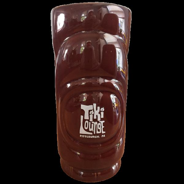 Back - Signature Mug - Tiki Lounge - Brown Edition