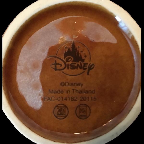 Bottom - Trader Sam's Mug - Disney's Polynesian Village Resort - 1st Edition