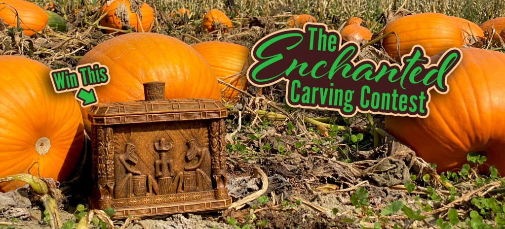 Enchanted Carving Contest