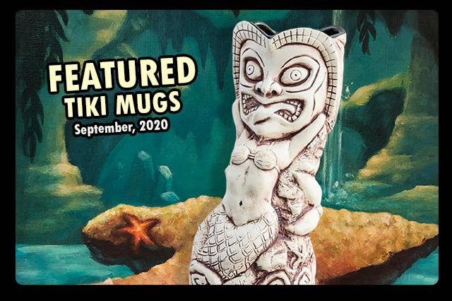 Featured Mermaid Mugs September 2020
