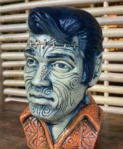 Frankenstein King Ta Moko Tiki
