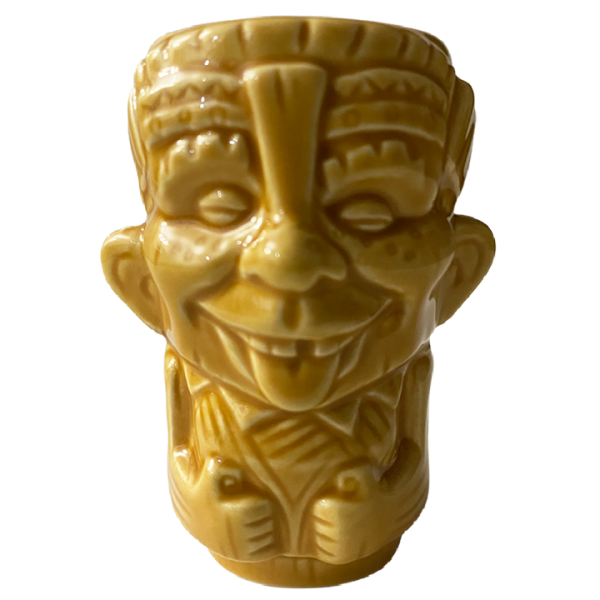 Front - Alfred E. Neuman - Geeki Tikis - Limited Edition
