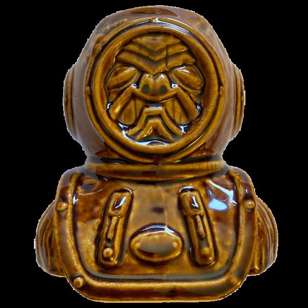 Front - Aqua Tiki - The High Dive - Brown Edition