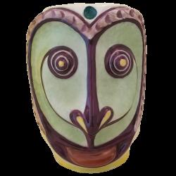 Front - Bird Mask Mug - Arte 4 - Open Edition