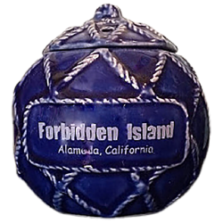 Front - Float - Forbidden Island - 1st (Blue) Edition