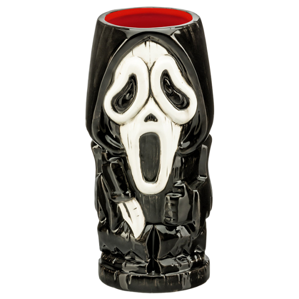 Front - Ghost Face (Scream) - Geeki Tikis - 1st Edition