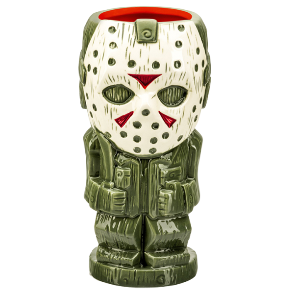 Front - Jason Voorhees - Geeki Tikis - 2nd Edition