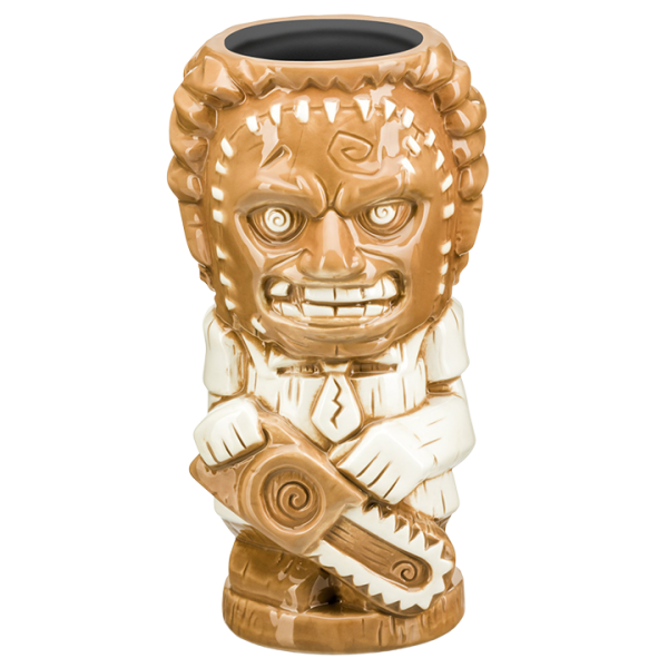 Front - Leatherface - Geeki Tikis - 1st Edition
