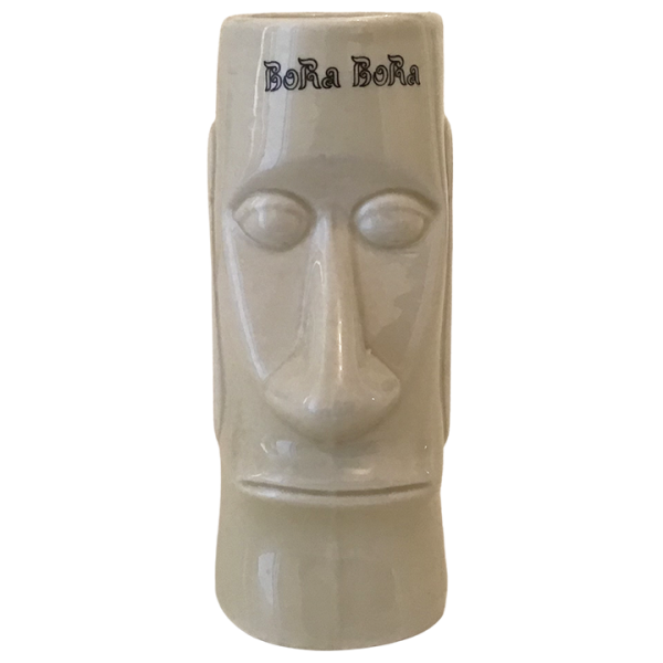 Front - Moai - Bora Bora - Open Edition