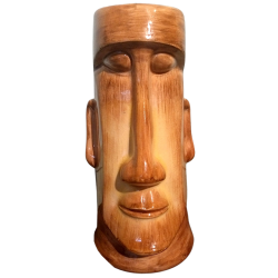 Front - Moai Mug - Skipper Kent's - Open Edition