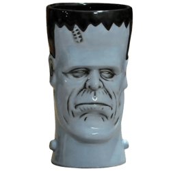Front - Monsterstein - Tiki Tiki Monster - Zombie Blue Edition