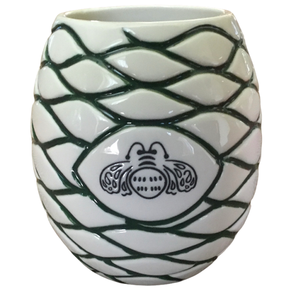 Front - Pina Mug - Tequila Patron - Limited Edition