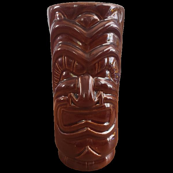 Front - Signature Mug - Tiki Lounge - Brown Edition