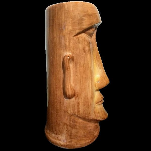 Side - Moai Mug - Skipper Kent's - Open Edition