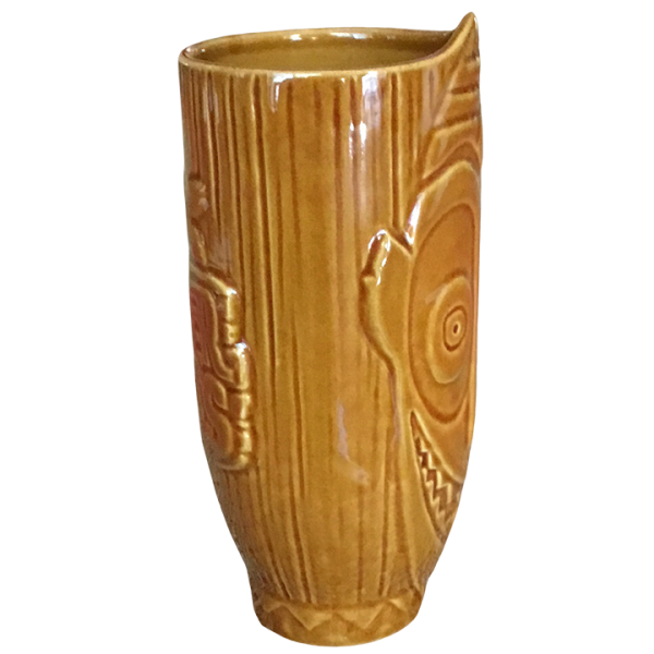 Side - Trader Sam's Mug - Disney's Polynesian Village Resort - 1st Edition