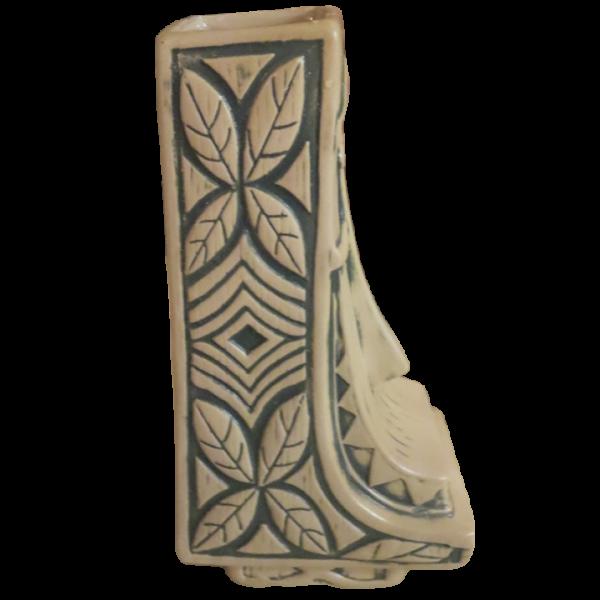 Side - Whittle Tiki Mug - Munktiki - Green Edition