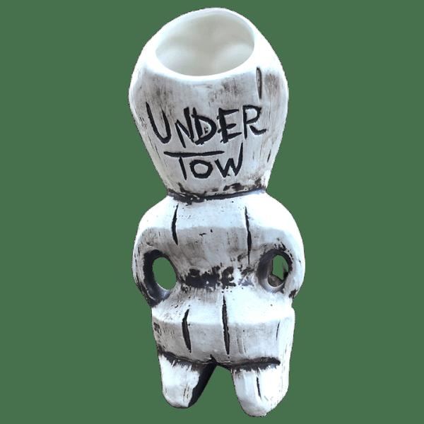 Back - Birdman Mug - UnderTow - White Edition