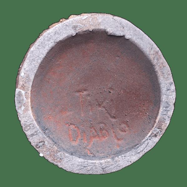 Bottom - Barney West Mug - Mai Kai - Limited Brown Edition