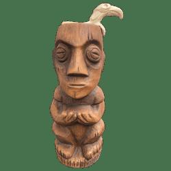 Front - Barney West Mug - Mai Kai - Limited Brown Edition