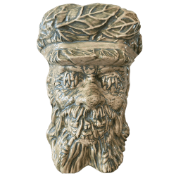 Front - Captain's Shrunken Head - Undertow - Artist Proof Edition