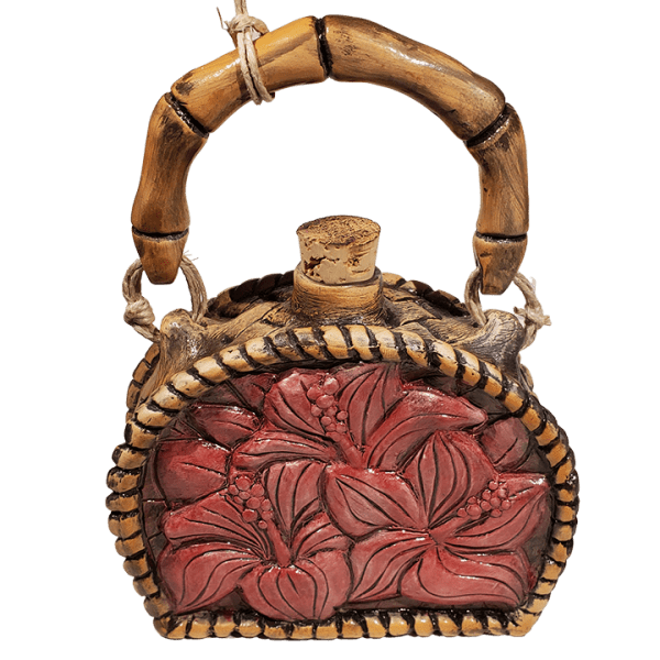 Front - Hibiscus Purse - Taboo Relics - 1st Edition
