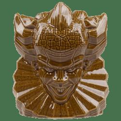 Front - Pennywise Tiki Mug - Mondo - Brown Variant