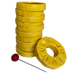 Front - Stack-O-Gold Pineapple Mug - Home Aloha - 1st Edition