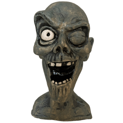 Front - Zombie Mug - Haven Cove Customs - Gravestone Green Matte Edition