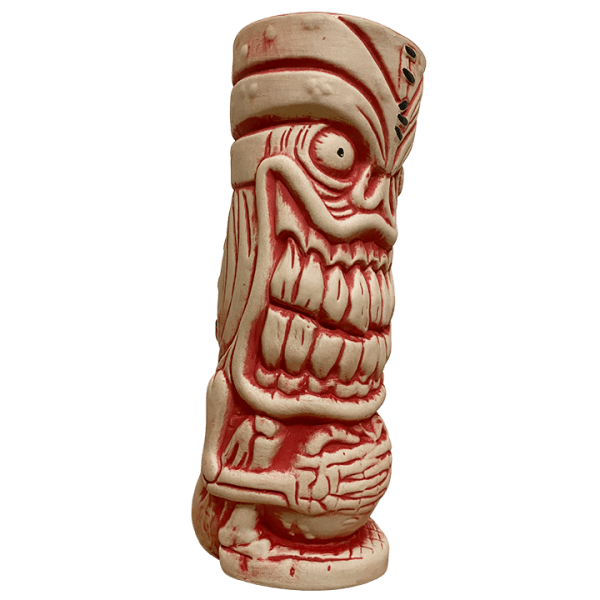 Side - Lava Letch - Frankie's Tiki Room - Red Coral Edition