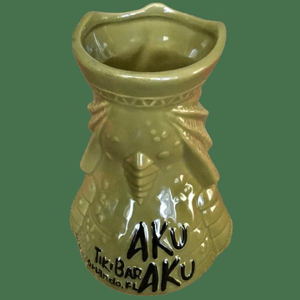 Back - Gill Man Chu - Aku Aku - Limited Edition
