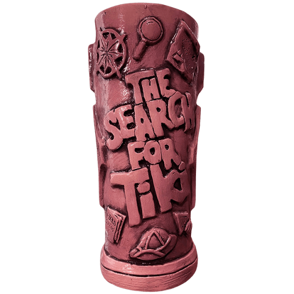 Back - Logo Mug - The Search for Tiki - Patreon Exclusive Edition
