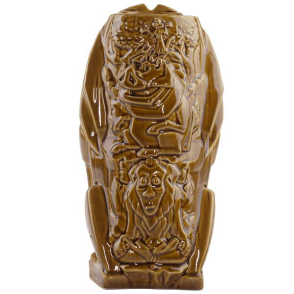 Back - Simba (The Lion King) Tiki Mug - Mondo - Pride Lands Variant