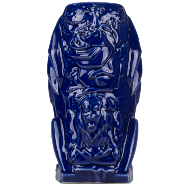 Back - Simba (The Lion King) Tiki Mug - Mondo - Remember Variant