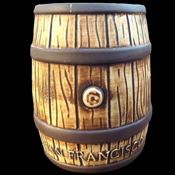 Back - Smuggler's Cove Barrel – Smuggler's Cove – 2014 Edition