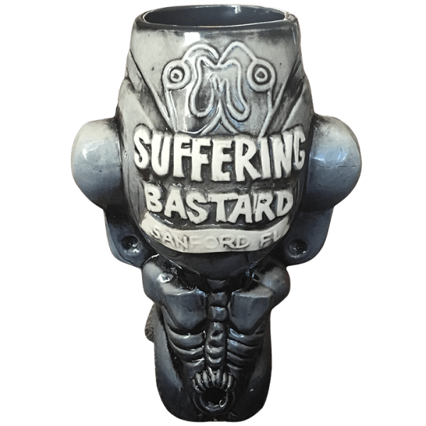 Back - Suffering Bastard Mo'ai Kava Kava - Suffering Bastard - 1st Edition